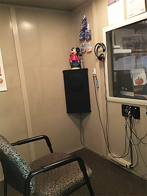 Audiology Waukesha WI Sound Booth